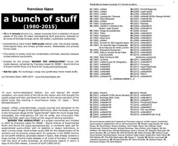 abunch of stuff (1980-2015)